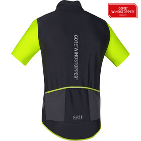 GORE BIKE WEAR Power Fietsshirt korte mouwen Heren geel/zwart